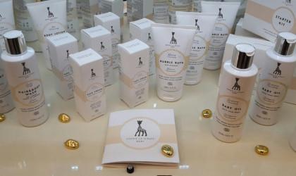 Продукция марки Sophie la Girafe